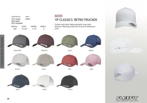 Trucker Caps - 6066