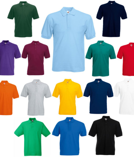 Wholesale Polo Shirts Blank Polo Shirts