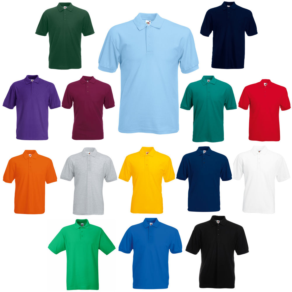 Wholesale Polo Shirts Blank Polo Shirts c37d76240138